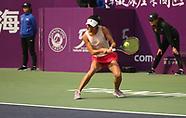 2018 WTA Tianjin Open - 15 October 2018