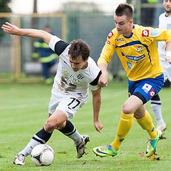 20121104: SLO, Football - PrvaLiga NZS, NK Mura 05 vs FC Luka Koper