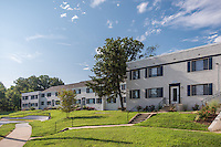 Exterior Image of The Residences at Silver Hill  in Suitland Maryland by Jeffrey Sauers of Commercial Photographics, Architectural Photo Artistry in Washington DC, Virginia to Florida and PA to New England