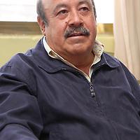TOLUCA, México.- Antonio Hernández Lugo, diputado del Partido Nueva Alianza sostuvo una reunión con los presidentes de los Consejos de Participación Ciudadana (COPACIS), para escuchar sus inquietudes y poderles dar una resolución. Agencia MVT / Crisanta Espinosa. (DIGITAL)
