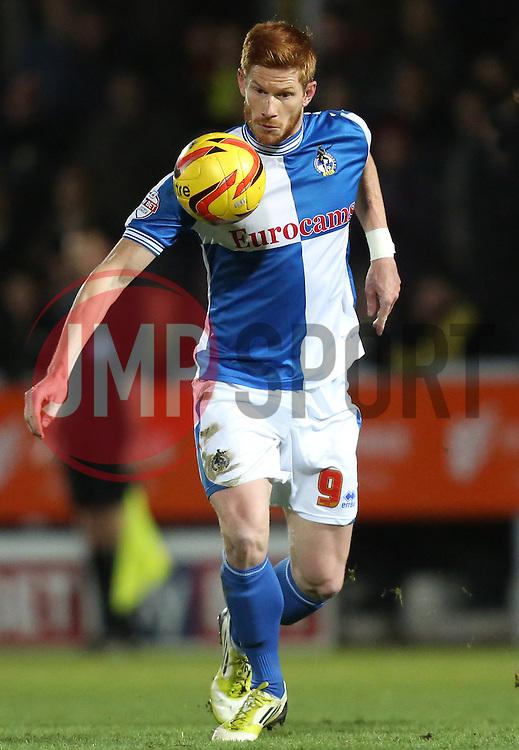Bristol Rovers' Matt Harrold- Photo mandatory by-line: Matt Bunn/JMP - Tel: Mobile: 07966 386802 23/11/2013 - SPORT - Football - Burton - Pirelli Stadium - Burton Albion v Bristol Rovers - Sky Bet League Two