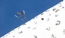 Manuel Fettner (AUT) during the Qualification round of the Ski Flying Hill Individual Competition at Day 1 of FIS Ski Jumping World Cup Final 2019, on March 21, 2019 in Planica, Slovenia. Photo by Matic Ritonja / Sportida