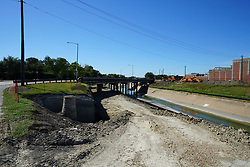 Hurricane Harvey - Aftermath Erosion Control