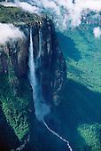Tourism in Latin America: Venezuela: Angel Falls; Mexico, Guatemala, Peru, Bolivia: travel, scenics