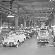 Studebaker Plant - Final Assembly