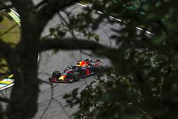 November 9, 2018 - Sao Paulo, Brazil - Motorsports: FIA Formula One World Championship 2018, Grand Prix of Brazil World Championship;2018;Grand Prix;Brazil ,  #3 Daniel Ricciardo (AUS, Red Bull Racing) (Credit Image: © Hoch Zwei via ZUMA Wire)