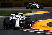 June 7-11, 2018: Canadian Grand Prix. Marcus Ericsson, Sauber F1 Team, C37