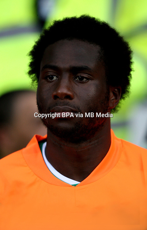 Football Fifa Brazil 2014 World Cup / <br /> Ivory Coast National Team - <br /> Souleymane BAMBA of Ivory Coast