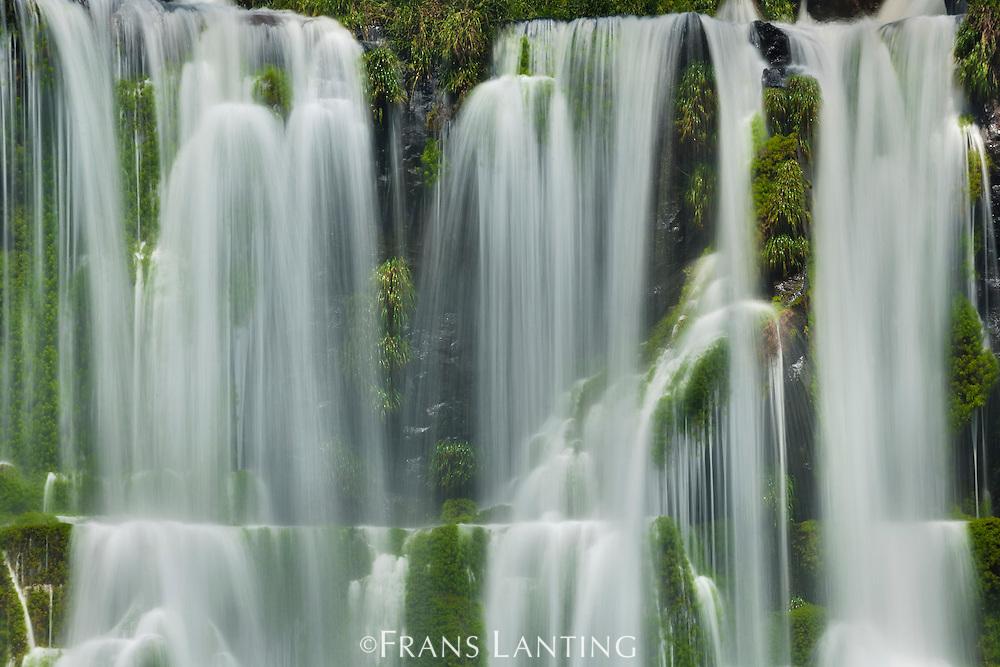 Waterfalls, Iguazu National Park, Argentina