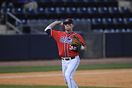Mississippi's Matt Snyder vs. Arkansas-Pine Bluff at Oxford-University Stadium in Oxford, Miss. on Tuesday, March 16, 2010.