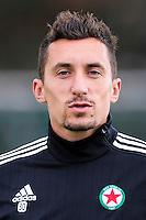Arnaud Balijon - 08.10.2015 - Creteil / Red Star - match amical<br /> Photo : Andre Ferreira / Icon Sport