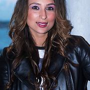 NLD/Amsterdam/20130918 - Reünie NCRV jeugdserie Spangas, Mounira Hadj Mansour