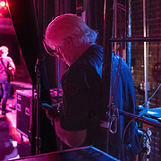 Singer Michael McDonald posts pics he's just taken of his son Dylan McDonald, while watching Dylan's band open for him at The Music Hall in Portsmouth, NH. June, 2016