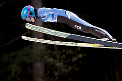 Lara Malsiner from Italy during Qualification Round at Day 2 of FIS Ski Jumping World Cup Ladies Ljubno 2018, on January 27, 2018 in Ljubno ob Savinji, Slovenia. Photo by Urban Urbanc / Sportida