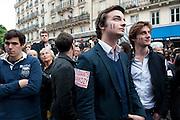6 mai 2012 : supporters decus de Sarkozy
