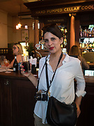 CARLA BOREL, The Approach 20th Anniversary party. The Approach, Bethnal Green. London. 3 July 2017