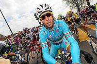 Nibali Vincenzo - Astana - 29.04.2015 - Etape 2 - Tour de Romandie - Apples / Saint Imier<br /> Photo : Sirotti / Icon Sport<br />  *** Local Caption ***