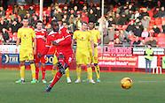 Crawley Town v MK Dons 10/01/2015