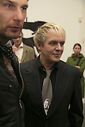 NICK RHODES, In the darkest hout there may be light.- Work from the Murderme collection of Damien Hirst. Serpentine Gallery. London 24 November 2006.  ONE TIME USE ONLY - DO NOT ARCHIVE  © Copyright Photograph by Dafydd Jones 66 Stockwell Park Rd. London SW9 0DA Tel 020 7733 0108 www.dafjones.com