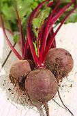 Images of Organic Food Vegetables Beetroot