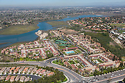 Newport Beach Aerial Stock Photo