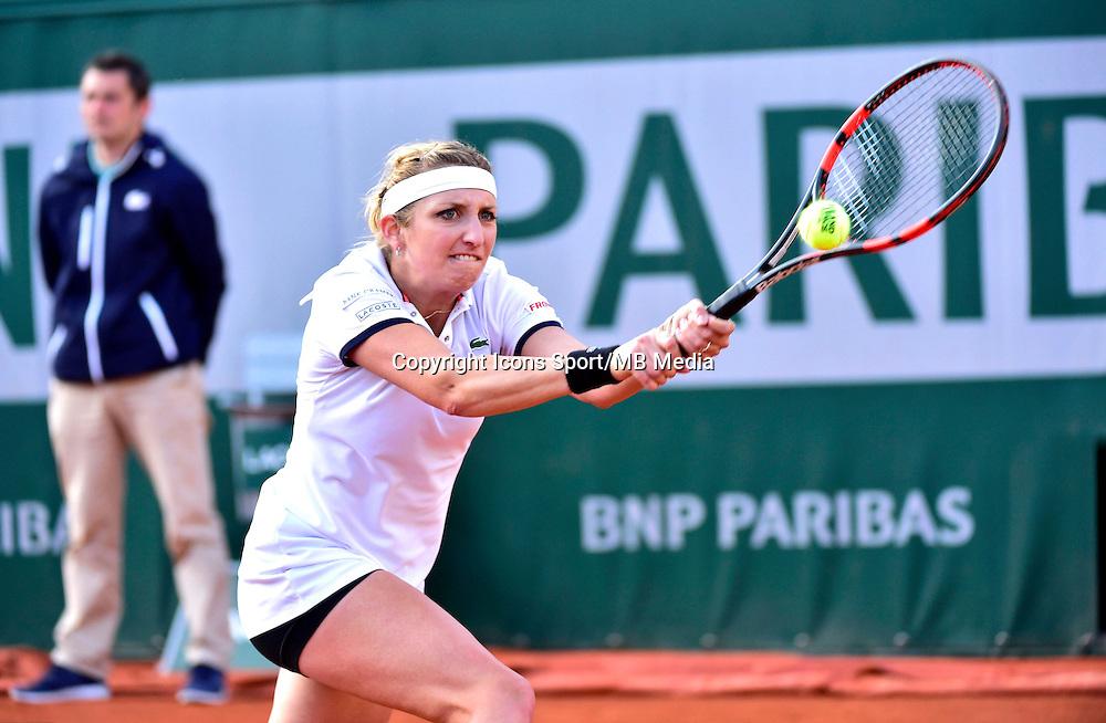 Timea BACSINSZKY - 01.06.2015 - Jour 9 - Roland Garros 2015<br /> Photo : David Winter / Icon Sport