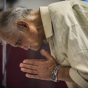 AMMAN,JORDAN- Images of the community of Catholic and Christian refugees that have taken up residence  in the Parish of St George in Amman, Jordan
