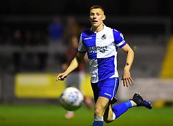 Alfie Kilgour of Bristol Rovers - Mandatory by-line: Paul Knight/JMP - 16/11/2017 - FOOTBALL - Woodspring Stadium - Weston-super-Mare, England - Bristol City U23 v Bristol Rovers U23 - Central League Cup