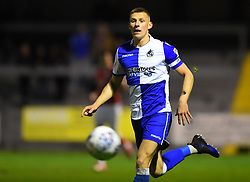 Alfie Kilgour of Bristol Rovers - Mandatory by-line: Paul Knight/JMP - 16/11/2017 - FOOTBALL - Woodspring Stadium - Weston-super-Mare, England - Bristol City U23 v Bristol Rovers U23 - Central League Cup