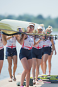 Caversham, Nr Reading, Berkshire.<br /> <br /> Melanie WILSON. Olympic Rowing Team Announcement morning training before the Press conference at the RRM. Henley.<br /> <br /> Thursday  09.06.2016<br /> <br /> [Mandatory Credit: Peter SPURRIER/Intersport Images]