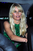 21.SEPTEMBER.2009 - LONDON<br /> <br /> CLAUDIA SCHIFFER ARRIVING AND THEN LEAVING LE CAPRICE RETAURANT, MAYFAIR FOR THE VOUGE MAGAZINE PRIVATE DINNER PARTY FOR LONDON FASHION WEEK.<br /> <br /> BYLINE: EDBIMAGEARCHIVE.COM<br /> <br /> *THIS IMAGE IS STRICTLY FOR UK NEWSPAPERS & MAGAZINES ONLY*<br /> *FOR WORLDWIDE SALES & WEB USE PLEASE CONTACT EDBIMAGEARCHIVE - 0208 954 5968*