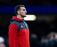 Coach Sam Warburton of Wales<br /> <br /> Photographer Simon King/Replay Images<br /> <br /> Friendly - Wales v Barbarians - Saturday 30th November 2019 - Principality Stadium - Cardiff<br /> <br /> World Copyright © Replay Images . All rights reserved. info@replayimages.co.uk - http://replayimages.co.uk