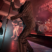 Frank Carter and The Rattlesnakes  in concert at St Luke's Glasgow Scotland, Great Britain 19th March 2017