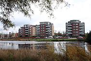 Drachten, 26 okt. 2004. Nieuwbouw Parkwijck de Singels.