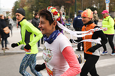 The Brussels Marathon and Half Marathon - 28 October 2018