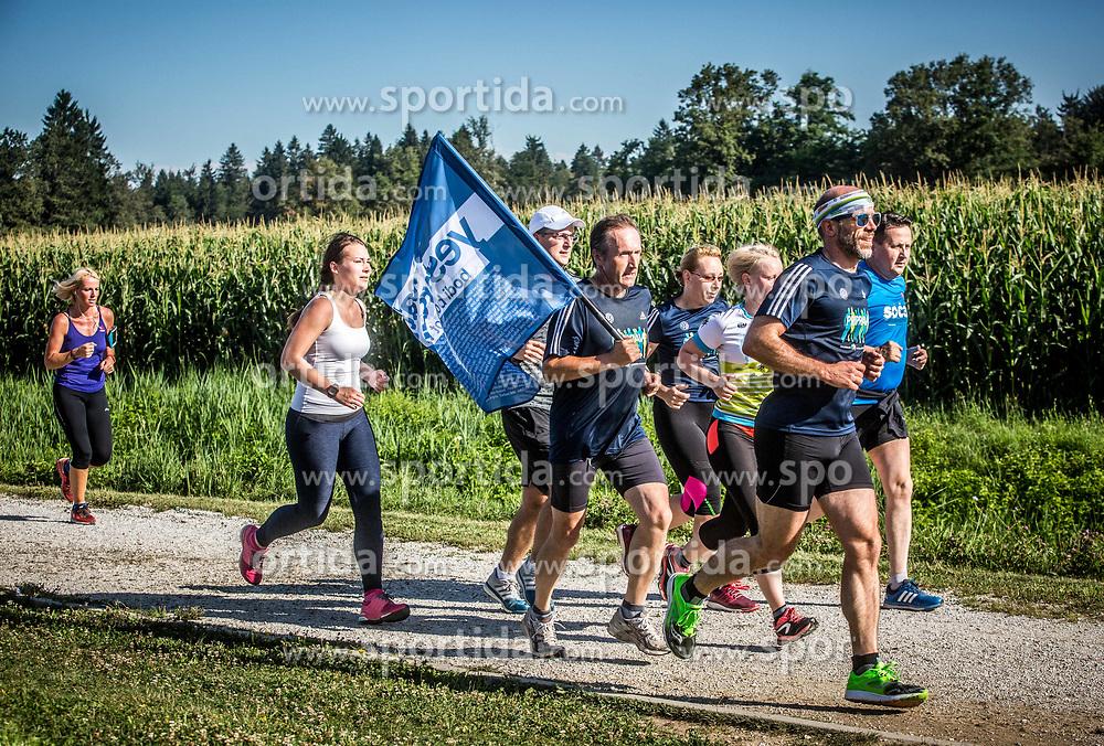 Priprave na Volkswagen 22. Ljubljanski maraton 2017, on July 15, 2017 in Koseze, Ljubljana, Slovenia. Photo by Vid Ponikvar / Sportida