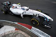 May 25, 2014: Monaco Grand Prix: Valtteri Bottas (FIN), Williams-Mercedes