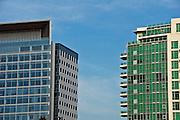 Marquee, at, Park Place , Irvine, Newport Beach, California, twin tower, condo, high rise, sleek, modern, usa, Michelson Drive, Jamboree Road