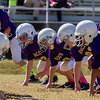 Berryville 5th Grade Mighty Mite vs. Huntsville  (2nd Game)