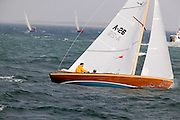 First Tracks, Alerion Class, at the Opera House Cup Regatta