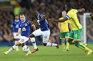 Everton v Norwich City - EFL Cup - Third Round - Goodison Park