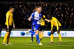 Alfie Kilgour of Bristol Rovers celebrates scoring a goal - Mandatory by-line: Dougie Allward/JMP - 07/12/2019 - FOOTBALL - Memorial Stadium - Bristol, England - Bristol Rovers v Southend United - Sky Bet League One
