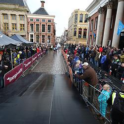 06-04-2016: Wielrennen: Energiewachttour vrouwen: Groningen GRONINGEN (NED) wielrennenDe zesde editie van de Energiewachttour voor vrouwen ging van start met een ploegentijdrit met start en finish op de Vismarkt