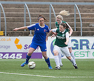 27-03-2016 Forfar Farmington v Hibs Ladies