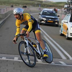 Olympia's Tour 2013 proloog Katwijk Christophe Pfingsten