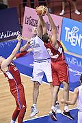 DESCRIZIONE : Trieste torneo internazionale Italia Serbia<br /> GIOCATORE : Marco Cusin<br /> CATEGORIA : nazionale maschile senior A<br /> GARA : Trieste torneo internazionale Italia Serbia<br /> DATA : 05/08/2014<br /> AUTORE : Agenzia Ciamillo-Castoria