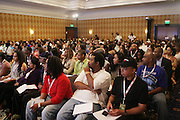 Audience at The Master Class with John Singleton during the The 2009 American Black Film Festival held at The Ritz-Carlton in Miami Beach on June 27, 2009 ..