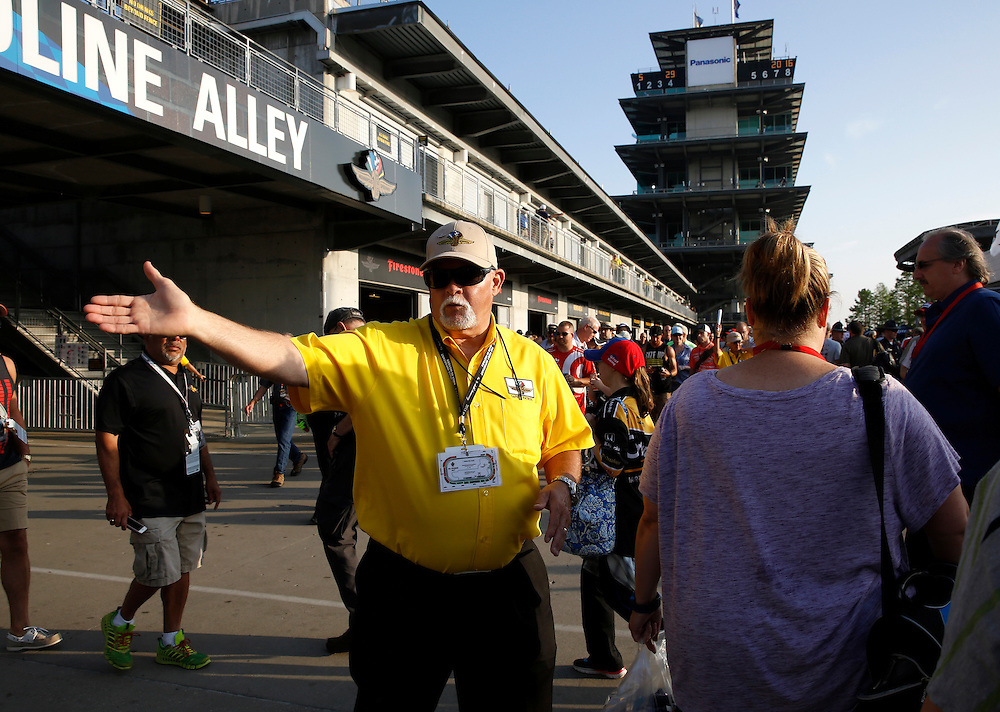 100th running of the Indianapolis 500 May 29, 2016.