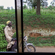 Road Lake Bunyonyi-Entebbe, Uganda, Africa