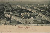 Zagreb = Agram. <br /> <br /> ImpresumDresden : Römmler & Jonas, [1904].<br /> Materijalni opis1 razglednica : tisak ; 9,1 x 14,1 cm.<br /> NakladnikRömmler & Jonas<br /> Mjesto izdavanjaDresden (Njemačka)<br /> Vrstarazglednice<br /> ZbirkaGrafička zbirka NSK • Zbirka razglednica<br /> ProjektPozdrav iz Hrvatske<br /> Formatimage/jpeg<br /> PredmetPanoramska fotografija<br /> PredmetZagreb<br /> Jezikhrvatski<br /> SignaturaRZG-PAN-10<br /> Obuhvat(vremenski)20. stoljeće<br /> NapomenaRazglednica je putovala 1904. godine<br /> PravaJavno dobro<br /> Identifikatori000925469<br /> NBN.HRNBN: urn:nbn:hr:238:885962 <br /> <br /> Izvor: Digitalne zbirke Nacionalne i sveučilišne knjižnice u Zagrebu